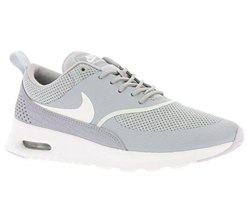 Nike Air Max Thea Women Schuhe matte silver-summit white - 38