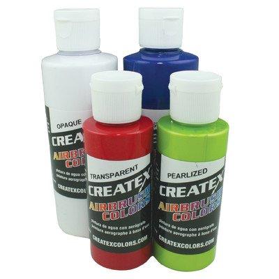 Airbrush Transparent Paint Capacity: 2 Oz, Color: Black