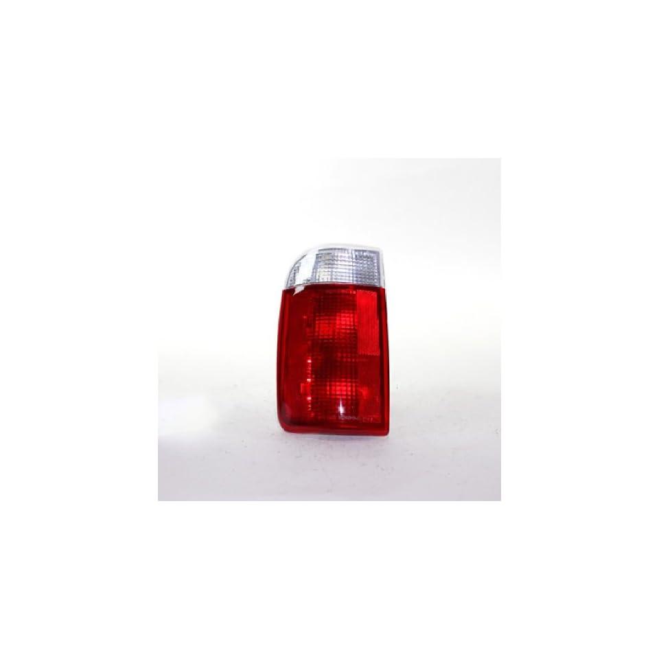 95 04 CHEVY CHEVROLET BLAZER/GMC E NVOY/JIMMY(w/o Bulb&Wire)TAIL LIGHT SET