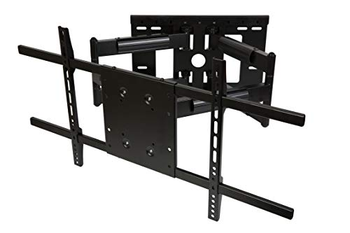 THE MOUNT STORE TV Wall Mount for VIZIO M420SR 42-Inch 1080p LED-LCD HDTV with Built-in WiFi VESA 400x400mm Maximum Extension 31.5 inches