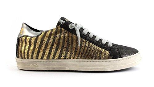 TIGER A7JOHN MULTI 37 P448 COLOR Taglia Sneaker Colore 1BxfqE