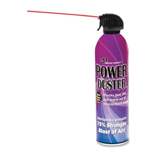Wholesale CASE of 10 - Read/Right Extra-strength Gas Duster-Extra-Strength Gas Duster, w/ 5'' Wand,10 oz