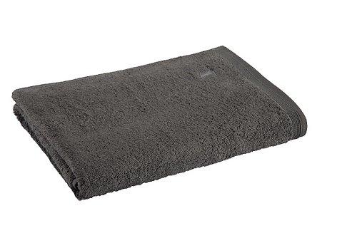 Möve Superwuschel Seiftuch 30 x 30 cm (Doppelpack) grau