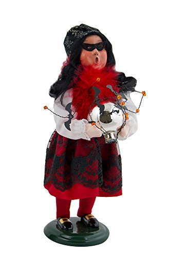 Byers' Choice Gypsy Caroler Figurine #7172 from The