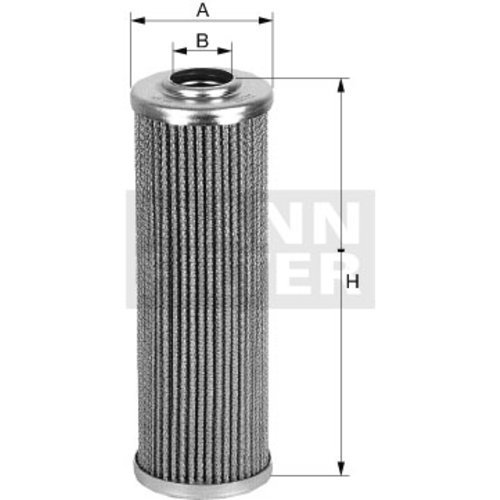 Mann Filter HD 722 Oil Filters: