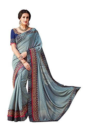 Da Wedding Grey Per Sarees Indiani 7 Indossare Nozze Women Tradizionale Sari Indian Traditional For Donne Sari 7 Partito Le Sari Di Facioun Designer Party Facioun Progettista Da Grigio Wear wX4ZXqAr