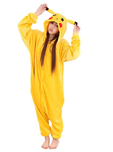Aurora Bridal Unisex One Piece Cosplay Animal Costume Sleepwear For Adults D (Plus Size Squirrel Costume)