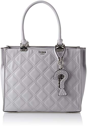 X and 34 Shoppers 5x26x14 Indovina cld nuvola Bags L Cm Status w Grigio Shoulder H Donna f4qUOwq