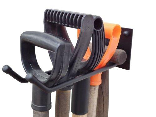 Gerätehalter Gartengerätehalter Besenhalter Halterung Aufhängehaken
