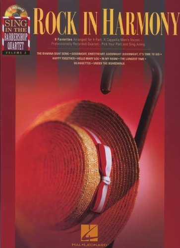 Rock in Harmony [With CD (Audio)]