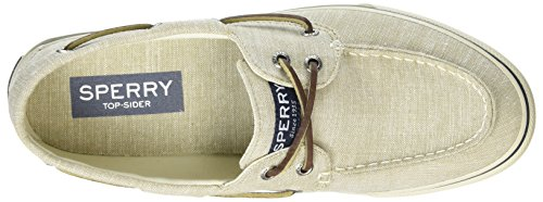 Sperry Top-sider Hommes Bahama 2-eye Lin Mode Sneaker Chino