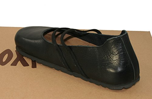 Oxygen Oxygen Plymouth Plymouth Oxygen Shoe Black Footbed Shoe Footbed Black n5BYvqXx