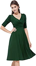Amazon.com: Green - Dresses / Clothing: Clothing- Shoes &amp- Jewelry