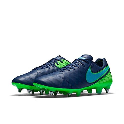 Nike Men's 819680-443 Football Boots Blue (Coastal Blue / Polarized Blue-rage Green) VEZRl3Vig