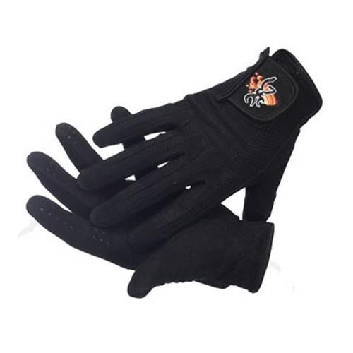 Browning Mesh Back Gloves, Black, X-Large