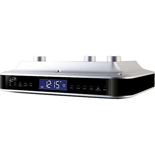 iLive Wireless Under The Cabinet Kitchen Radio Bluetooth Spe