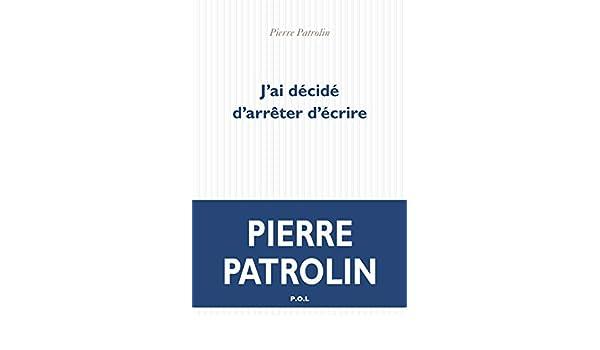 Amazon Jai Dcid Darrter Dcrire FICTION French Edition