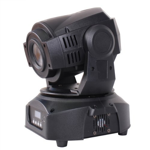 UPC 793936101582, 30w Mini RGB LED Spot Moving Head Light 12ch Dmx512 Dj Club Stage Light Party Disco Lighting