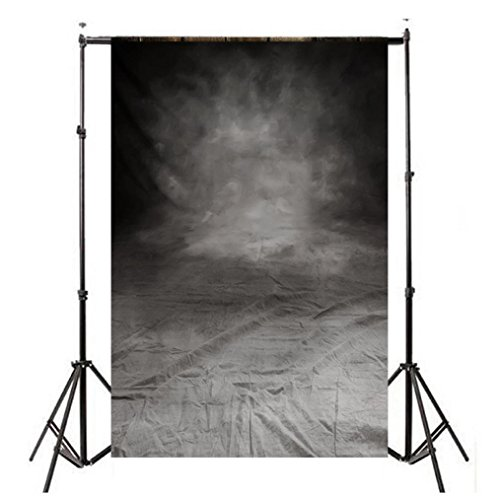 Wensltd Clearance! Vinyl Wood Wall Floor Photography Studio Prop Backdrop Background 3x5FT (G-1)