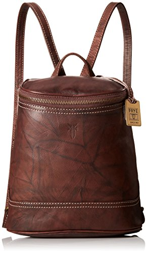 FRYE Campus Small Backpack Handbag, Walnut,