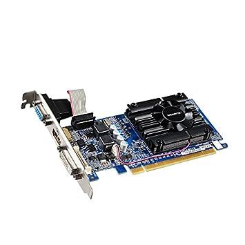 Gigabyte NVIDIA GeForce 210 - Tarjeta gráfica, Color Azul