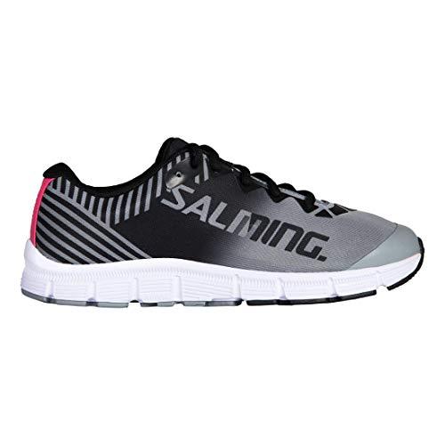 Women Miles Shoe 5 7 Running Black Grey Lite Shoes Salming Neutral dx5ZwTqdFA
