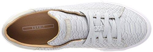 Femme Gris Simona Basses Up Esprit Grey Pastel Sneakers Lace wngZSYqp