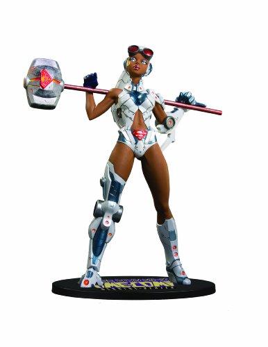 Ame-Comi Heroine Series: Steel PVC (Comic Book Heroines Costumes)