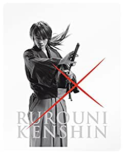 Rurouni Kenshin - Limited Edition SteelBook [Blu-ray]