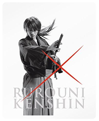 Rurouni Kenshin - Limited Edition SteelBook [Blu-ray] by Warner Home Video