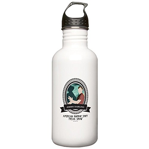 CafePress - Lobster Boy Stainless Water Bottle 1 - Stainless Steel Water Bottle, 1.0L Sports Bottle ()