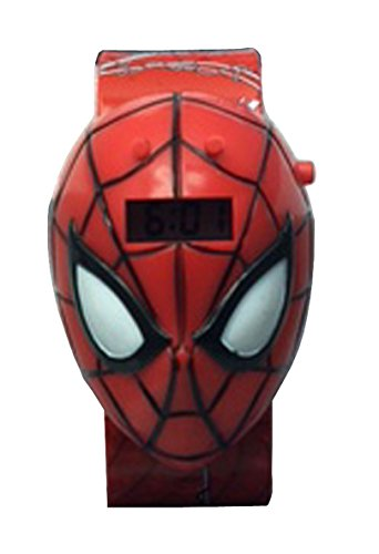 Spider-Man Molded Watch with Sound