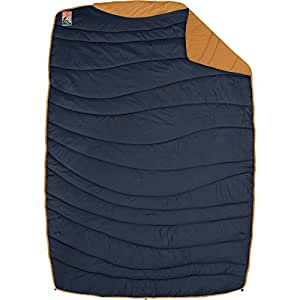 Nemo Puffin Blanket (Anchor/Terracotta)