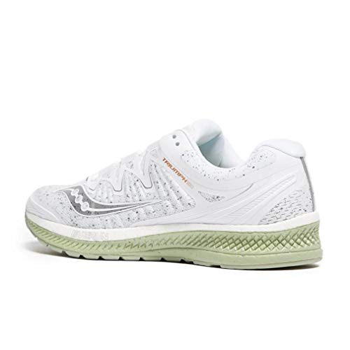 40 Running Triumph white 4 Blanc Homme Iso Saucony tdqT40t