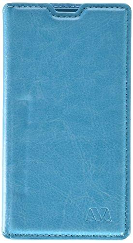 MYBAT MyJacket Wallet with Tray for Nokia Lumia 521 - Retail-Packaging - Blue (Cute Cases For Nokia Lumia)