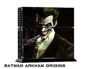 Batman Arkham Origins Skins Xbox 360 Amazon.com: Joker Batm...