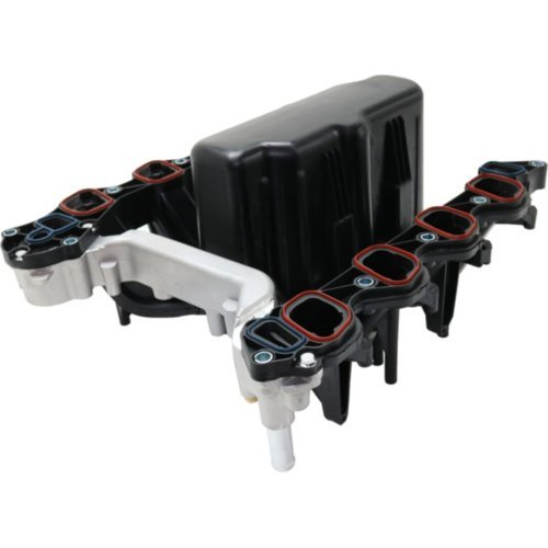 1-Piece Design Intake Manifold compatible with Econoline Full Size Van 00-15 Upper 8 Cyl 5.4L Eng