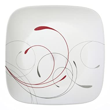 Corelle Square 6-Piece Dinner Plate Set, Splendor