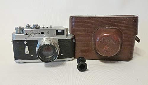 USSR Zorki (Zorky) 4 camera + Jupiter-8 lens Russian Film camera