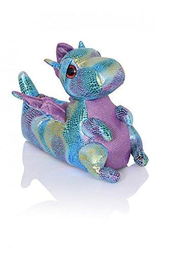 Pantuflas para mujer en 3D diseño de animal Dina Dragon