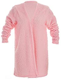 2018 Womens Fashion Casual Coat Autumn Winter Long Sleeve Cardigan