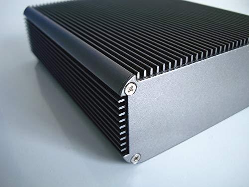 Fetcus 12045150mm Aluminum heatsink Box Enclosure