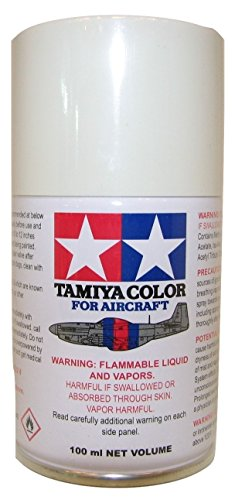 Tamiya 86520 AS-20 Spray Insignia White  3 oz