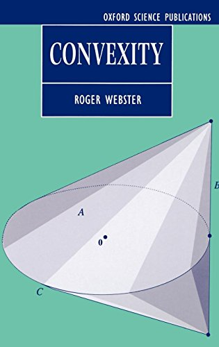 Convexity (Oxford Science Publications)