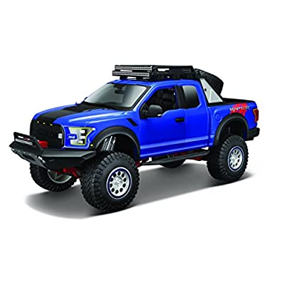 Maisto Design Off-Road Kings 2020 Ford F150 Raptor Variable Color Diecast Vehicle (1:24 Scale): Toys & Games