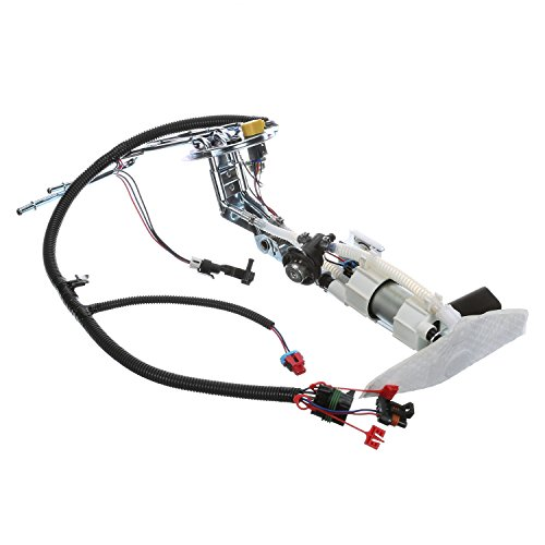Delphi HP10038 Fuel Pump and Hanger Assembly with Sending Unit
