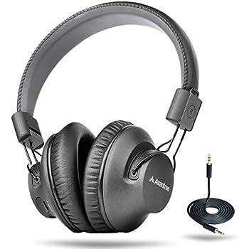 Amazon.com  Avantree 40 hr Wireless Bluetooth 4.1 Over-The-Ear ... f4d4d93ddb