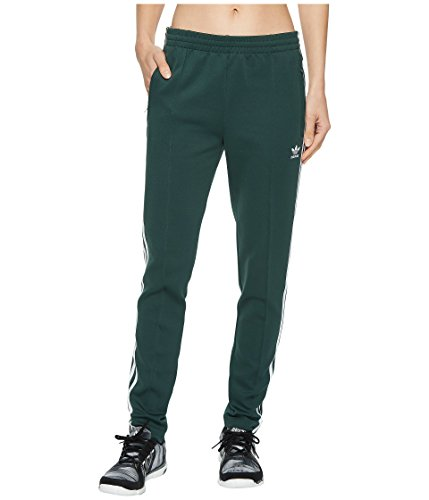 - adidas Originals Women's SST Track Pants Mineral Green X-Small 29