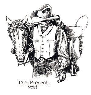 Victorian Gambler Costumes - Western Vests