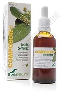 Soria Natural Composor 3.Boldo Complex - 50 mililitros